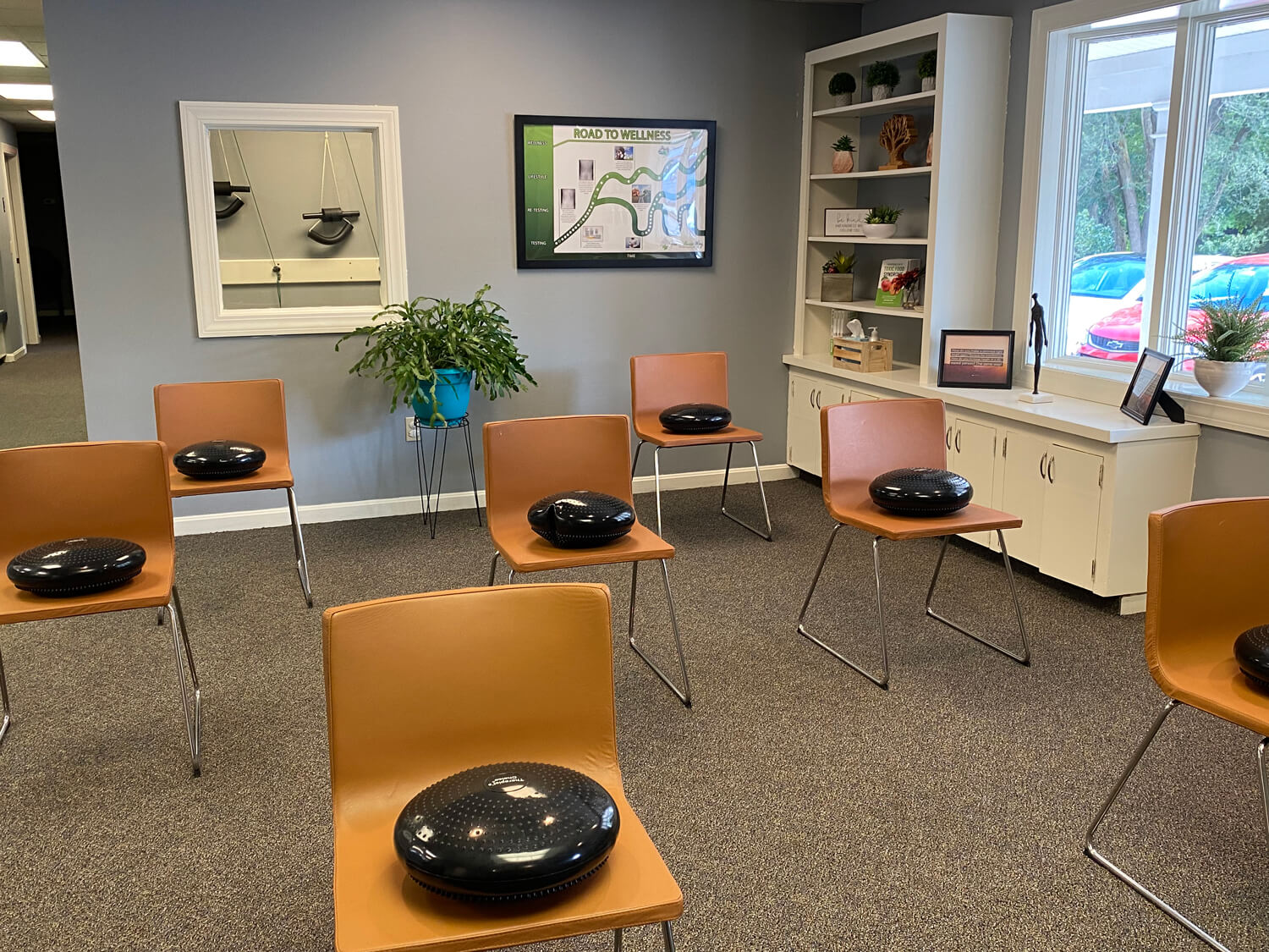 Ciccone Family Chiropractic and Wellness Center Room