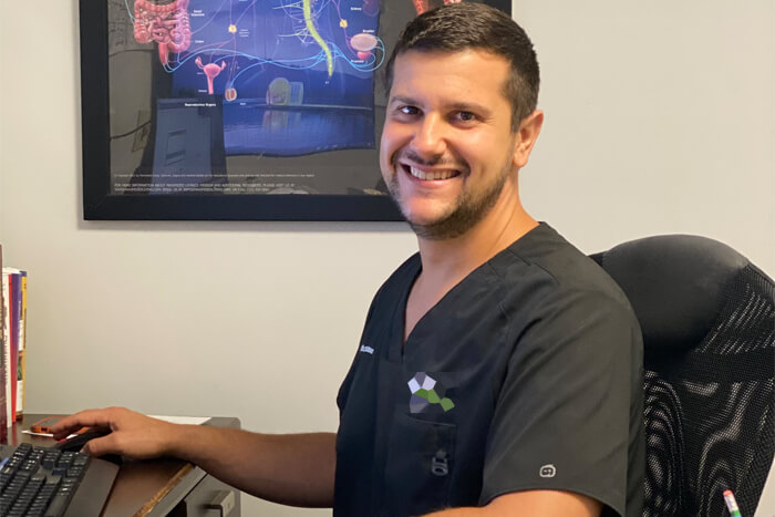 Visits with your Chiropractor